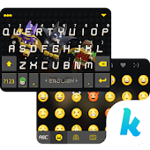 LEGO Batman Kika KeyboardTheme