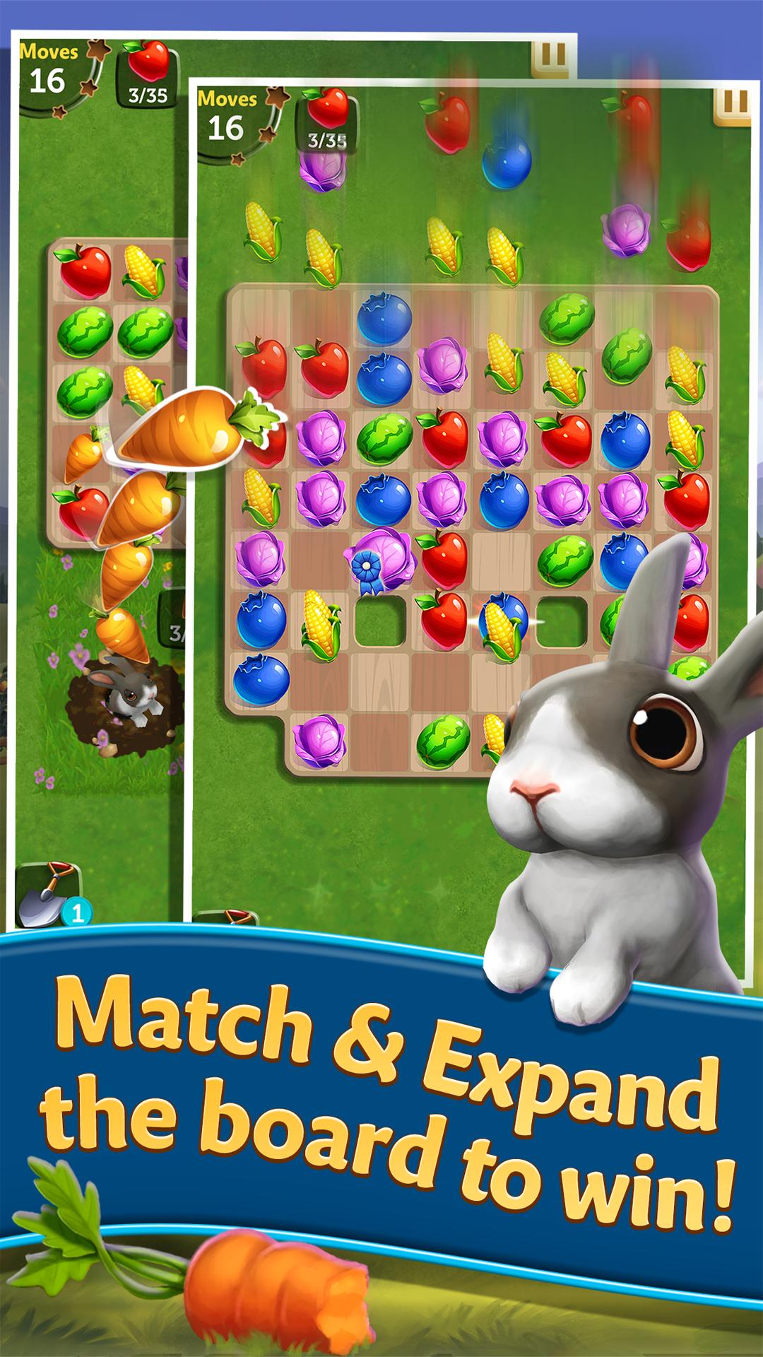 FarmVille: Harvest Swap screenshot #2