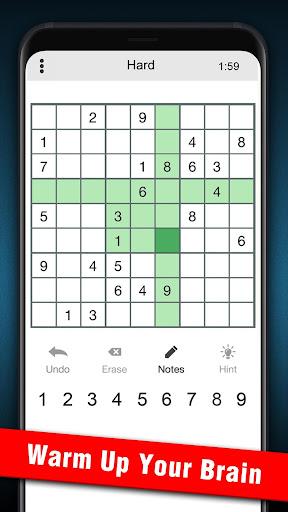 Sudoku 1.2.25 screenshots 4