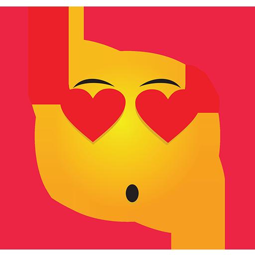 Emoji Snap camera photo