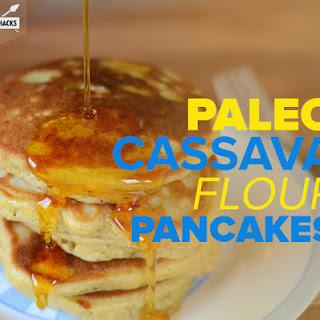Paleo Cassava Flour PancakesRecipe by Heather Resler
