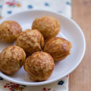 Chola Paniyaram Recipe / Sorghum Paniyaram / Aebleskiver