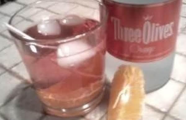 Cran-orange Adult Vitamin Water Recipe