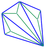 Crystal (Triangles)