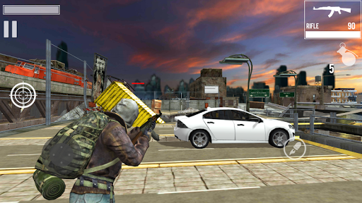 Hero Apocalypse: Invaders Strike - Shooting Game  screenshots 11