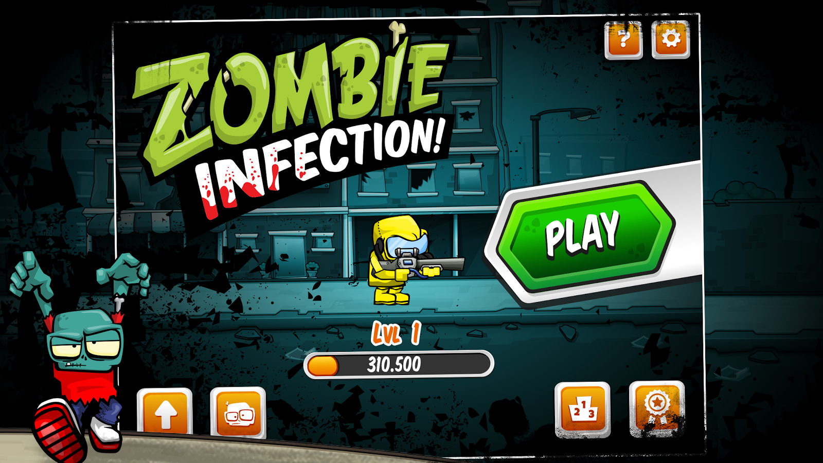 Zombie Infection- screenshot