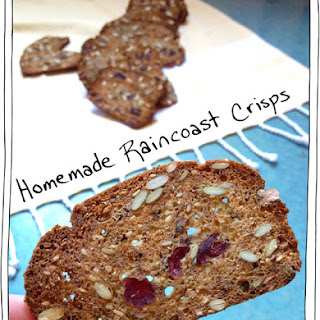 Homemade Raincoast Crisps