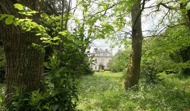 Propriété avec jardin Pontivy
