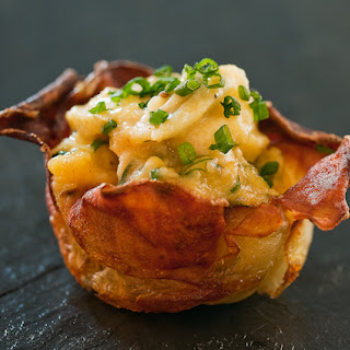 Eggs and Potatoes.
