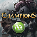 Champions of League of Legends icon