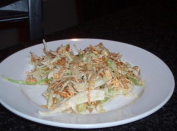 Oriental Slaw Salad Recipe