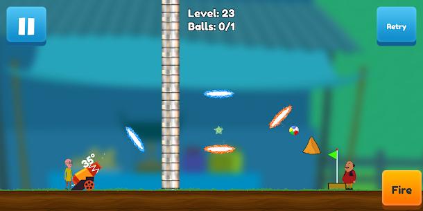 Motu Patlu Cannon Battle Android Game APK Download 3
