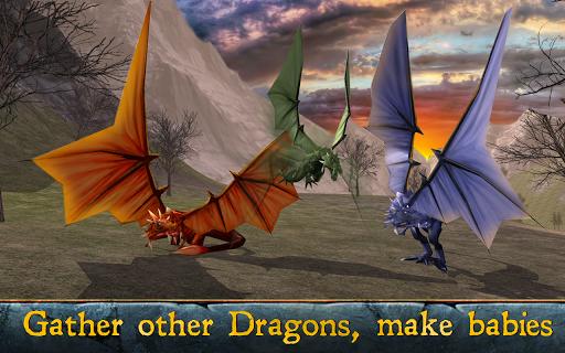 Download Magic Dragon Simulator 3D on PC & Mac with AppKiwi APK