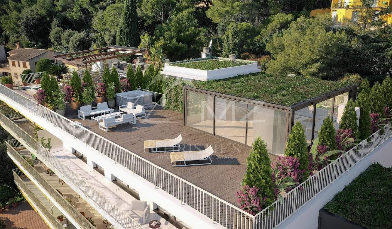 Appartement avec piscine Villefranche-sur-Mer