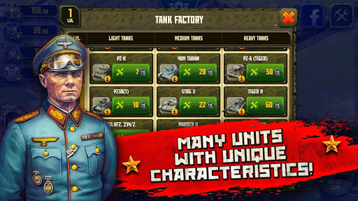 World War II: Eastern Front Strategy game 2.96 5