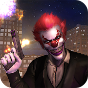 Game Killer Clown Bank Cash Robbery Real Gangster APK for Kindle