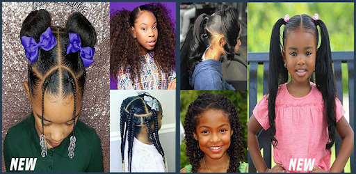 Magnificent Natural Hairstyle For Kid Efarmoges Sto Google Play Natural Hairstyles Runnerswayorg