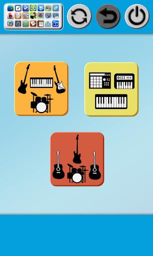 带游戏:钢琴,吉他,鼓