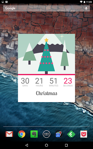 Countdown by timeanddate.com Screenshot