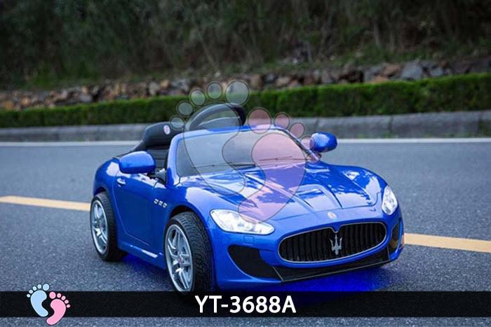 Xe Oto điện cho bé Maserati YT-3688A 1
