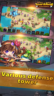 Tower defense of Three Kingdoms for PC-Windows 7,8,10 and Mac apk screenshot 3