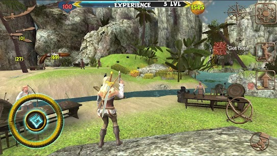 Ninja Assassin Hero 7 : Ocean of Pirates MOD (Shopping/Weapons) 4