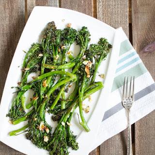 Roasted Garlic Broccolini Recipe