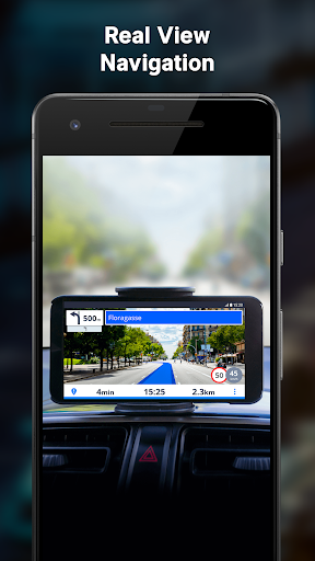 GPS Navigation & Offline Maps Sygic  screenshots 6
