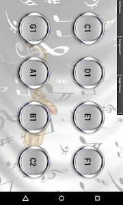 Virtual Saxophone screenshot 1