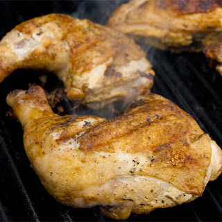 Crispy Cornell Chicken