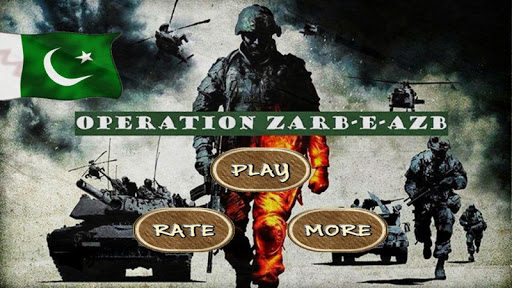 Zarb e Azb shoot out