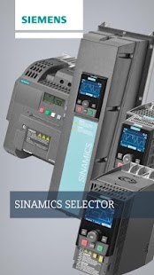 SINAMICS SELECTOR - náhled