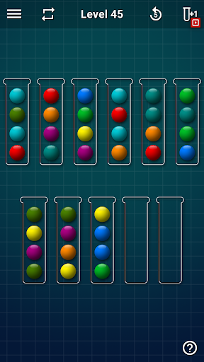 Ball Sort Puzzle - Color Sorting Games android2mod screenshots 2