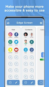 Edge Screen - Sidebar & Swipe Navigation Gesture 1.3
