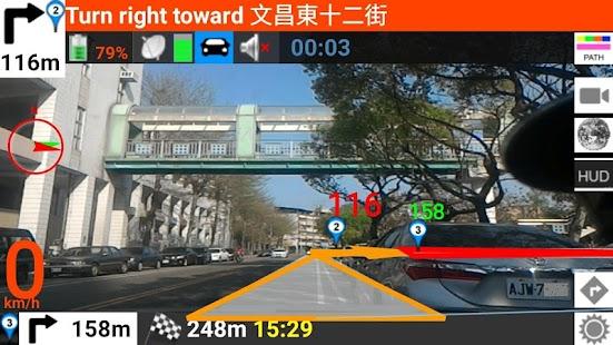 AR GPS DRIVE/WALK NAVIGATION - náhled