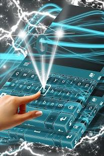 Neonová klávesnice pro Samsung - náhled