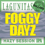 Lagunitas Foggy Dayz Hazy Session IPA