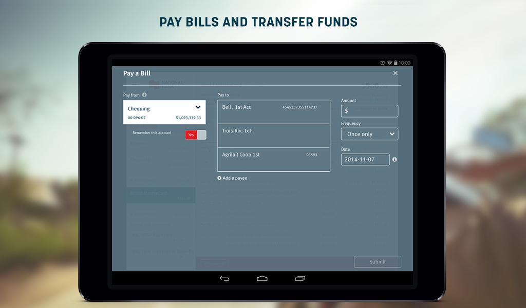 National Bank Application - Android Apps On Google Play