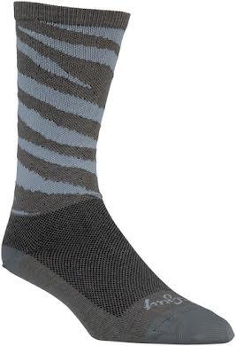 Salsa Team Sock: Gray/Yellow alternate image 1