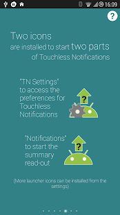 Touchless Notifications Pro- screenshot thumbnail
