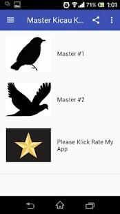 Master Kicau Kenari Mp3 - náhled