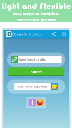 DDirect for Dropbox