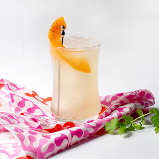 Spicy Melon Cocktail.