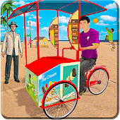 Beach Ice Cream Free Delivery Simulator Games New