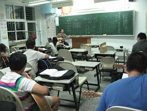 Photo: 20110920頭份(二)一招半式學吉他 002
