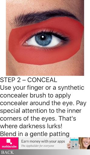 玩免費遊戲APP|下載Perfect Smoky Eye Guide app不用錢|硬是要APP