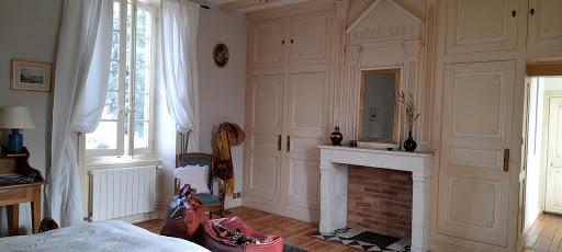 Habitación de huéspedes al Clos de la Garenne