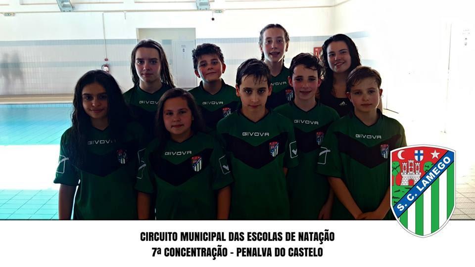 Sporting Clube de Lamego alcança novo recorde no CMEN