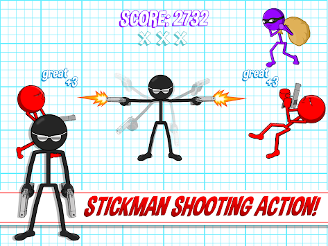 Gun Fu: Stickman 2 apk screenshot