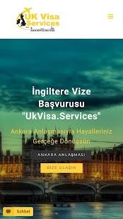 Ankara Anlaşması Vize Başvurusu - UkVisa.Services - náhled